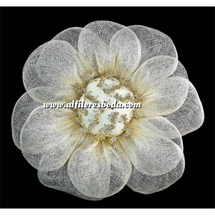 Galería Preparados alfiler especial 77 sobre Bouquet margarita para alfileres Beige (A)